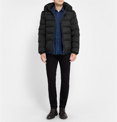 Burberry Brit Convertible Quilted Jacket