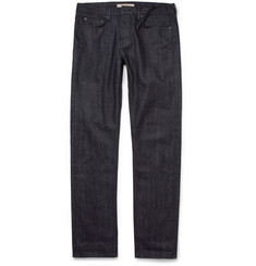 Burberry Brit Regular-Fit Dry Denim Jeans