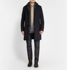 Burberry Brit Wool and Cashmere-Blend Overcoat