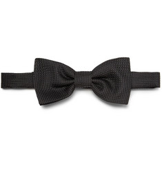 Burberry London Silk Bow Tie