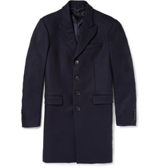 Paul Smith London Slim-Fit Wool and Cashmere-Blend Overcoat
