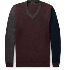 Paul Smith London Alpaca and Wool-Blend Sweater