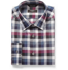 Paul Smith London Regular-Fit Check Cotton Shirt