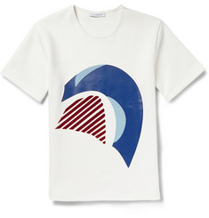 J.W.Anderson Printed Bonded-Jersey T-Shirt