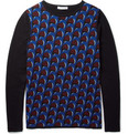 J.W.Anderson - Patterned Merino Wool Crew Neck Sweater
