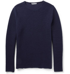J.W.Anderson Textured Cotton-Blend Sweater