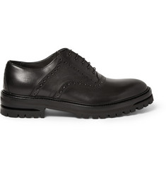Lanvin Leather Oxford Brogues
