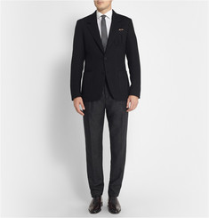 Berluti Slim-Fit Herringbone Wool and Alpaca-Blend Blazer