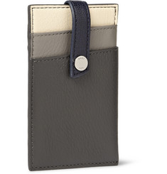 WANT Les Essentiels de la Vie Kennedy Convertible Leather Money Clip Cardholder