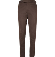 Berluti Slim-Fit Cotton Trousers