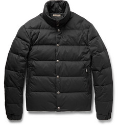 Bottega Veneta Quilted Down-Filled Jacket