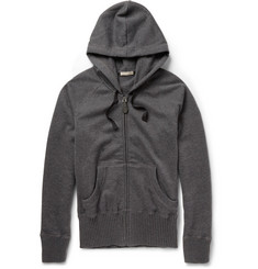 Bottega Veneta Cotton and Wool-Blend Hoodie