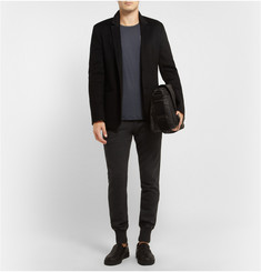 Bottega Veneta Zip-Pocket and Fine-Jersey T-Shirt