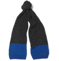 Paul Smith Shoes & Accessories Twisted Wool-Blend Scarf