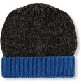 Paul Smith Shoes & Accessories - Knitted Wool-Blend Beanie Hat