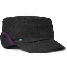 Paul Smith Shoes & Accessories Woven-Wool Cadet Cap