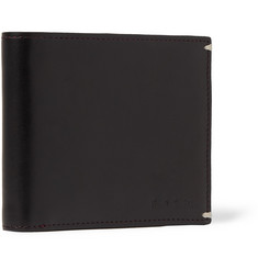 Paul Smith Shoes & Accessories Pin Up Print-Lined Leather Billfold Wallet
