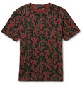 Marc by Marc Jacobs - Printed Cotton T-Shirt
