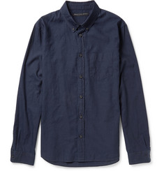 Marc by Marc Jacobs Button-Down Collar Cotton Oxford Shirt