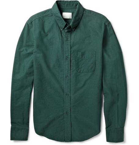 Band of Outsiders Cotton Oxford Shirt