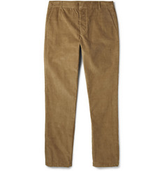 Band of Outsiders Slim-Fit Cotton-Corduroy Trousers
