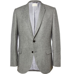 Band of Outsiders Regular-Fit Houndstooth Wool Suit Jacket