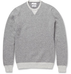 Richard James Knitted Cashmere Crew Neck Sweater