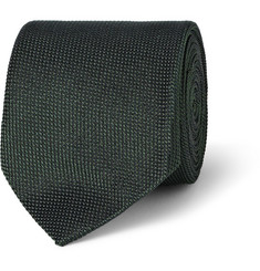 Richard James Grenadine Woven-Silk Tie