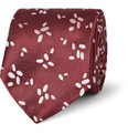 Richard James - Embroidered Silk Tie