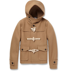 Kolor Wool and Cashmere-Blend Duffle Coat