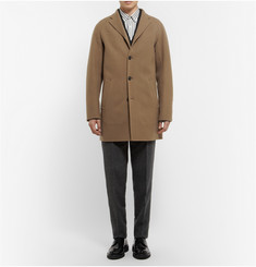 Kolor Unstructured Wool and Cashmere-Blend Coat