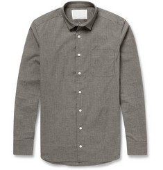 Kolor Slim-Fit Folded-Collar Shirt