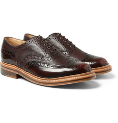 Grenson G-Lab Leather Oxford Brogues