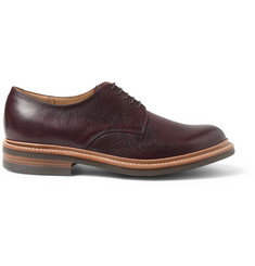 Grenson G-Lab Leather Derby Shoes