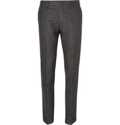 Paul Smith Slim-Fit Wool and Silk-Blend Trousers