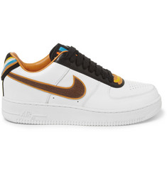 Nike Riccardo Tisci Air Force 1 Leather Sneakers