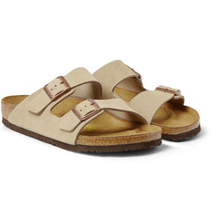 Birkenstock - Arizona Suede Sandals