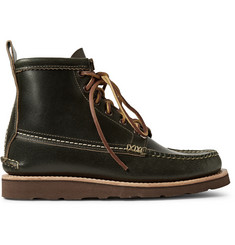 Yuketen Maine Guide Waxed-Leather Boots