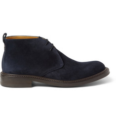 O'Keeffe Felix Suede Ankle Boots