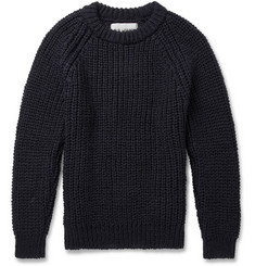 Our Legacy Chunky-Knit Wool Sweater