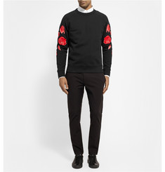 Our Legacy Embroidered Cotton-Jersey Sweatshirt