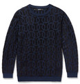 Sibling - Jacquard-Knit Sweater