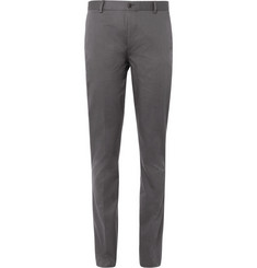PS by Paul Smith Slim-Fit Cotton-Blend Trousers