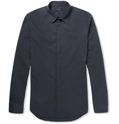 Calvin Klein Collection Slim-Fit Cotton Shirt