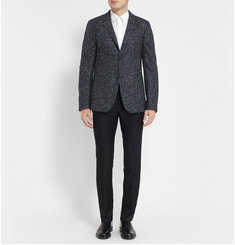 Calvin Klein Collection Flecked Wool Blazer