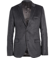 Calvin Klein Collection Crosby Slim-Fit Silk Blazer