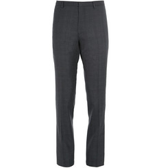 Calvin Klein Collection Slim-Fit Wool Trousers