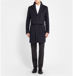 Neil Barrett Wool-Blend Overcoat