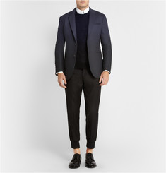 Neil Barrett Slim-Fit Dégradé Wool-Blend Blazer