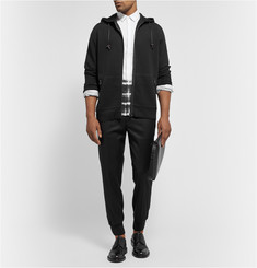 Neil Barrett Checked Cotton-Poplin Shirt